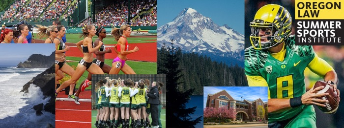 Oregon Law Summer Sports Institute